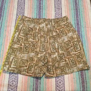 3/$35 Pacific scene swim shorts